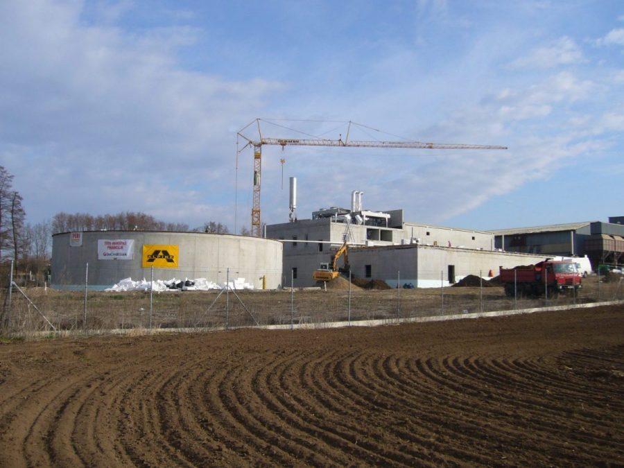 Bioplynová stanice - MaR
